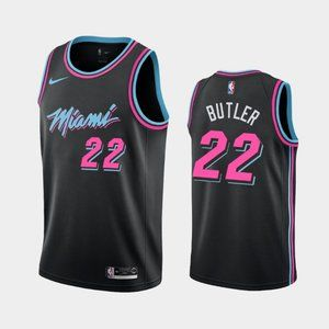 Miami Heat #22 Jimmy Butler City Jersey